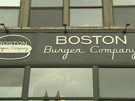 Welcome to the Boston Burger Company on Boylston Street near Boston's Berklee College of Music.