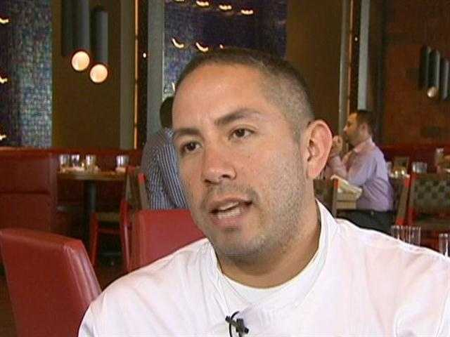 Though Rosa Mexicano is a chain, Executive Chef Darren Carbone says he runs a totally scratch kitchen.