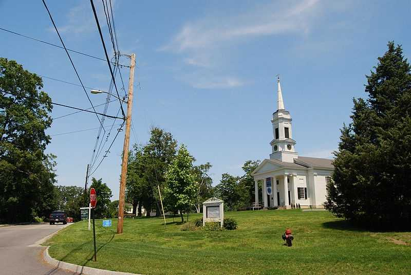 #2 Sherborn. The average property tax on a home in 2010 was $13,534