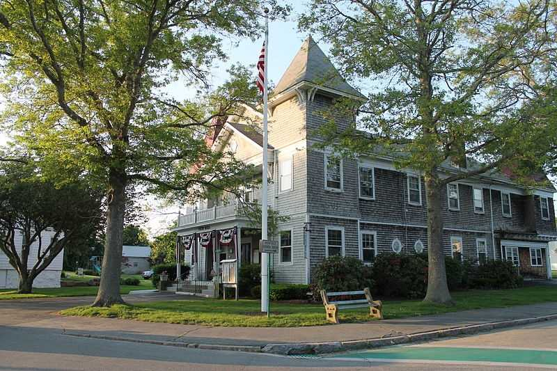 #84 Mattapoisett. The average property tax on a home in 2010 was $5,245