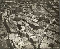 Winthrop Square and Federal Street in 1929.
