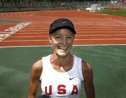 Marblehead, MA native Shalane Flanagan is one of the world's best distance runners.