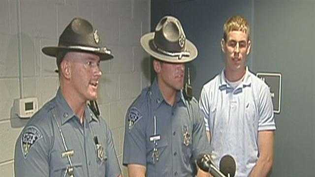 State police assist with baby's birth