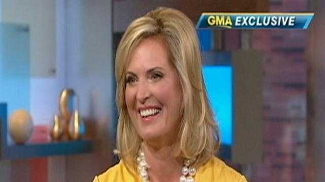 Ann Romney on Good Morning America