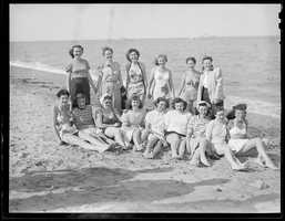 Known as the Coney Island of New England, more than 250,000 beach-goers would relax along Revere's shores on hot summer afternoons.