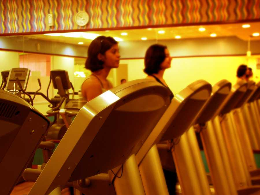 Taking your work angst out on the Spinning bike or treadmill might make you feel better for a little while.