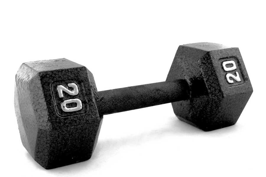 Mistake #4You Pretend to Be Allergic to Dumbbells