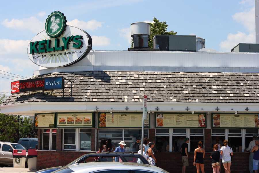 "When you hear ""Revere Beach,"" the iconic Kelly's Roast Beef often comes to mind."