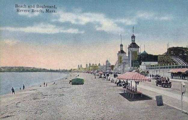 A postcard from around 1914.