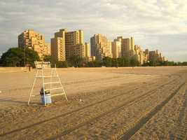 Revere Beach in 2010