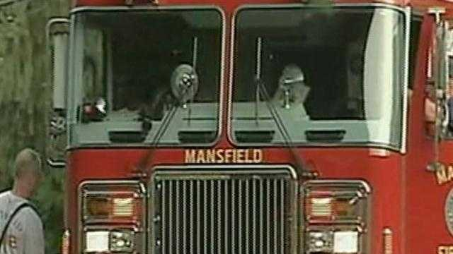Comcast Center has an affect on Mansfield's emergency services.