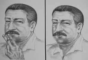 After Bish' disappearance police released this sketch of a man seen near the pond on the day she went missing.