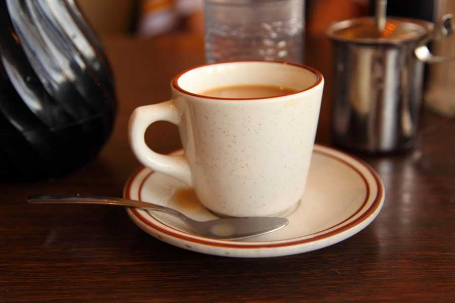In one study, consuming the equivalent of 2 ½ to 3 cups of coffee while under mild stress boosted cortisol by about 25% — and kept it up for 3 hours.