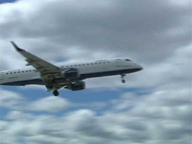 Some 36 airlines serve Logan's passengers
