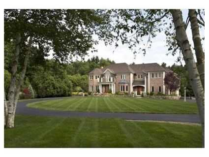 The Dedham Street property is priced at $3.25 million.