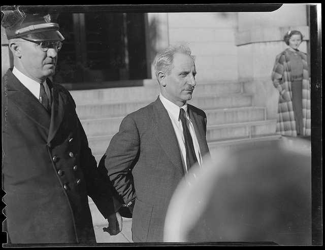 Later in October, police arrested Italian immigrant Oscar Bartolini, Asquith's handyman.
