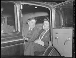 Samuel Valery of Troy, N.Y. is held in the kidnapping of Norma Civile of the North End in 1936