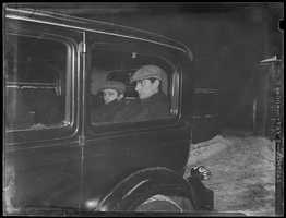 Prison guard Walter Doucette was shot and killed with his own weapon while transporting two prisoners back to the prison after a court appearance in the Dedham Superior Court in December 1935.