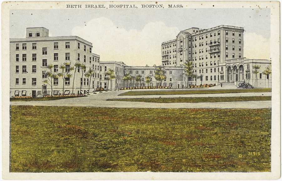 In 1877, Boston restaurateur and investor Peter Bent Brigham died, leaving a $5.3 million bequest to build a hospital 25 years after his death.