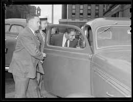 """During the 1930s, the Providence Board of Public Safety named Patriarca as """"Public enemy No. 1"""". However, when Patriarca was sentenced to five years in prison for robbery, he was paroled in 1938 after serving just a few months in prison."""