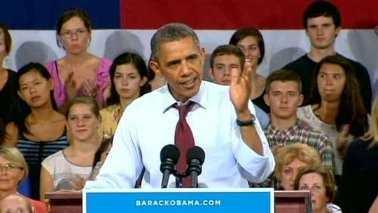 Obama in Windham