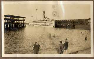 "On July 25th, 1894, the Boston Floating Hospital was christened on a rented boat named the ""Clifford."""