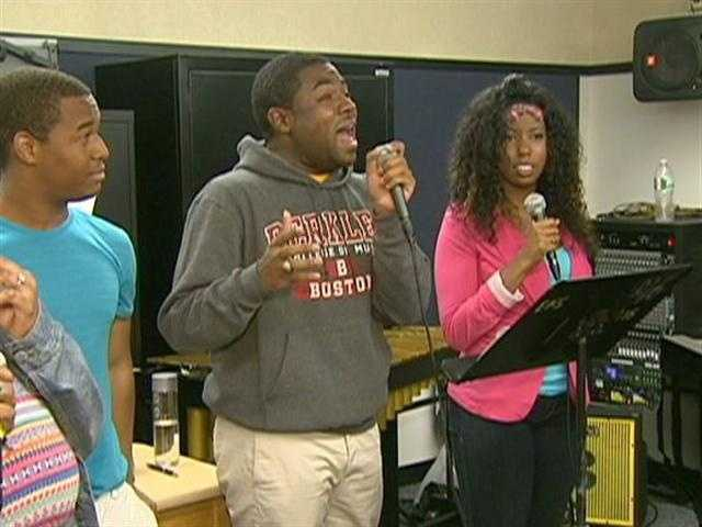 Music City opens many doors....all before these teens ever graduate form high school.