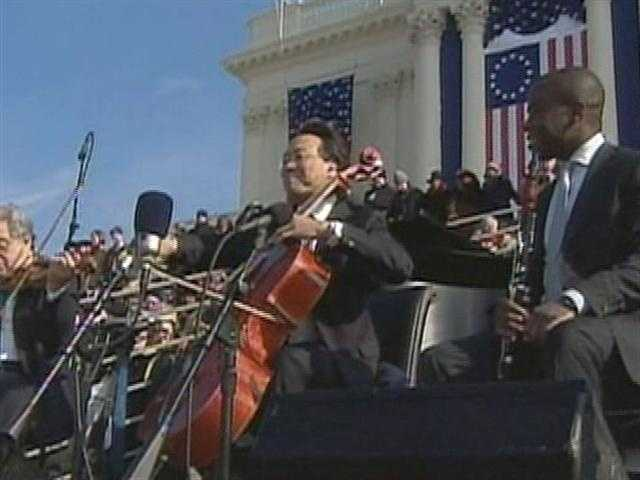 ...and even a Presidential inauguration.