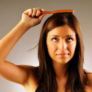 If you see thinning hair, it could be indicative of a thyroid disorder, which affects about 10 percent of American women.