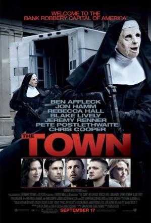 "And ""The Town"" in 2010, was loosely based on The Great Brink's Robbery"