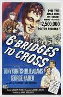 Several movies have been made based on The Great Brinks Robbery, includingSix Bridges to Cross in 1955.