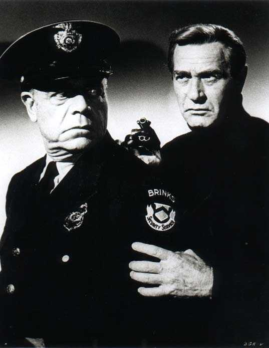 "Darren McGavin starred in ""Brinks: The Great Robbery"" in 1976."