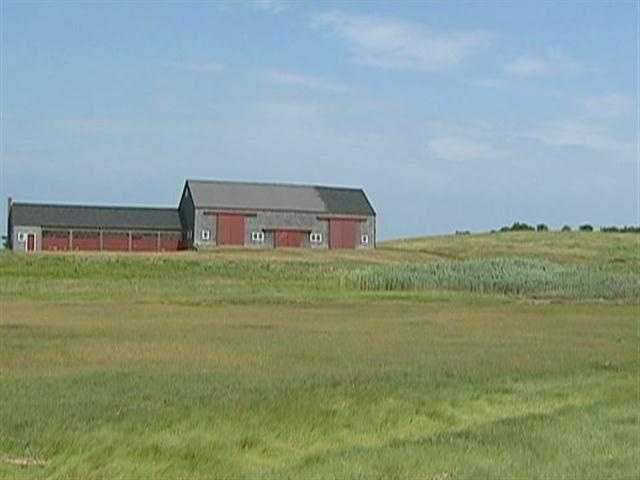 This is The Proctor Barn.