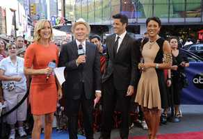 """Good Morning America's"" Robin Roberts was diagnosed with MDS, a rare bone and blood marrow disorder."