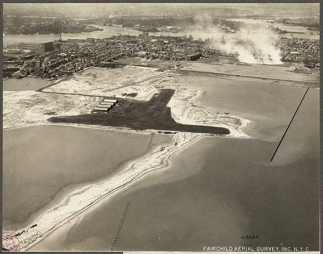 Boston's first airport opened on Sept. 8, 1923.