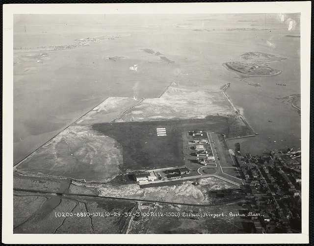 In 1929, the City of Boston steps in and takes control of the airport with a 20-year lease from the state. Boston's City Council places the airport under the jurisdiction of the Parks Department, which immediately began a series of improvements.