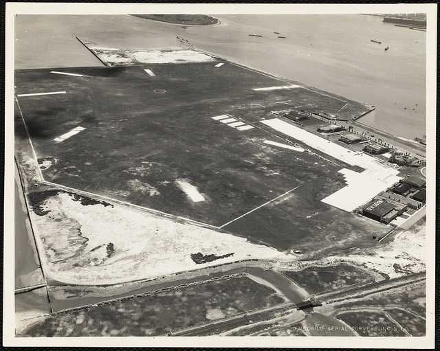 As passenger and commerce air usage grows in the 1930s, a massive expansion plan begins to take shape.