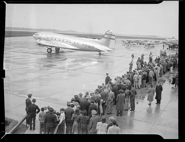 On June 12, 1943, Boston Airport becomes General Edward Lawrence Logan Airport.