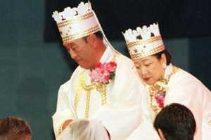 The Rev. Sun Myung Moon was the self-proclaimed messiah who turned his Unification Church into a worldwide religious movement and befriended North Korean leaders as well as U.S. presidents. (25 February 1920 – 3 September 2012)