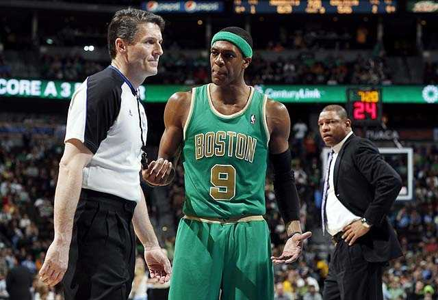 It was not until the arrival of Kevin Garnett and Ray Allen, along with Paul Pierce, that Rondo learned the habits necessary to play at his highest level.