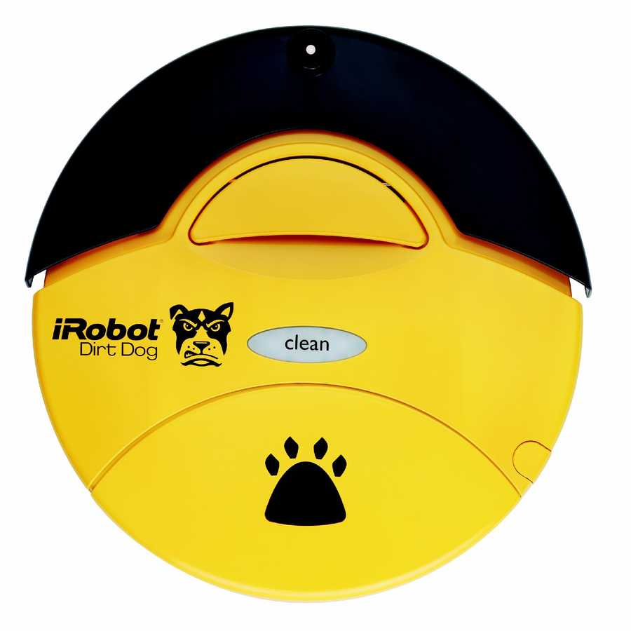 iRobot, located in Bedford, makes robotic vacuum cleaners, floor scrubbers and bomb disposal devices.