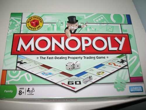 Parker Brothers began the sale of Monopoly in 1934 from its factory in Salem.  Hasbro continues to make the game in East Longmeadow.