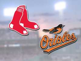 The last three regular-season games in 2013 for Boston will be played at Camden Yards in Baltimore, from Sept. 27-29.