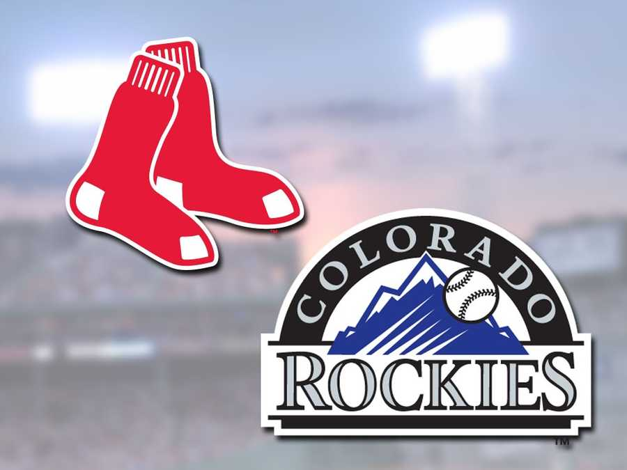 The Colorado Rockies visit Fenway for two games (July 25-26), and the Red Sox play in Denver in a late-season two-game set (Sept. 24-25).