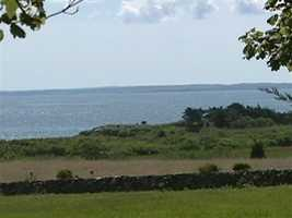 It is both rural and refined...a patchwork of ocean vistas....