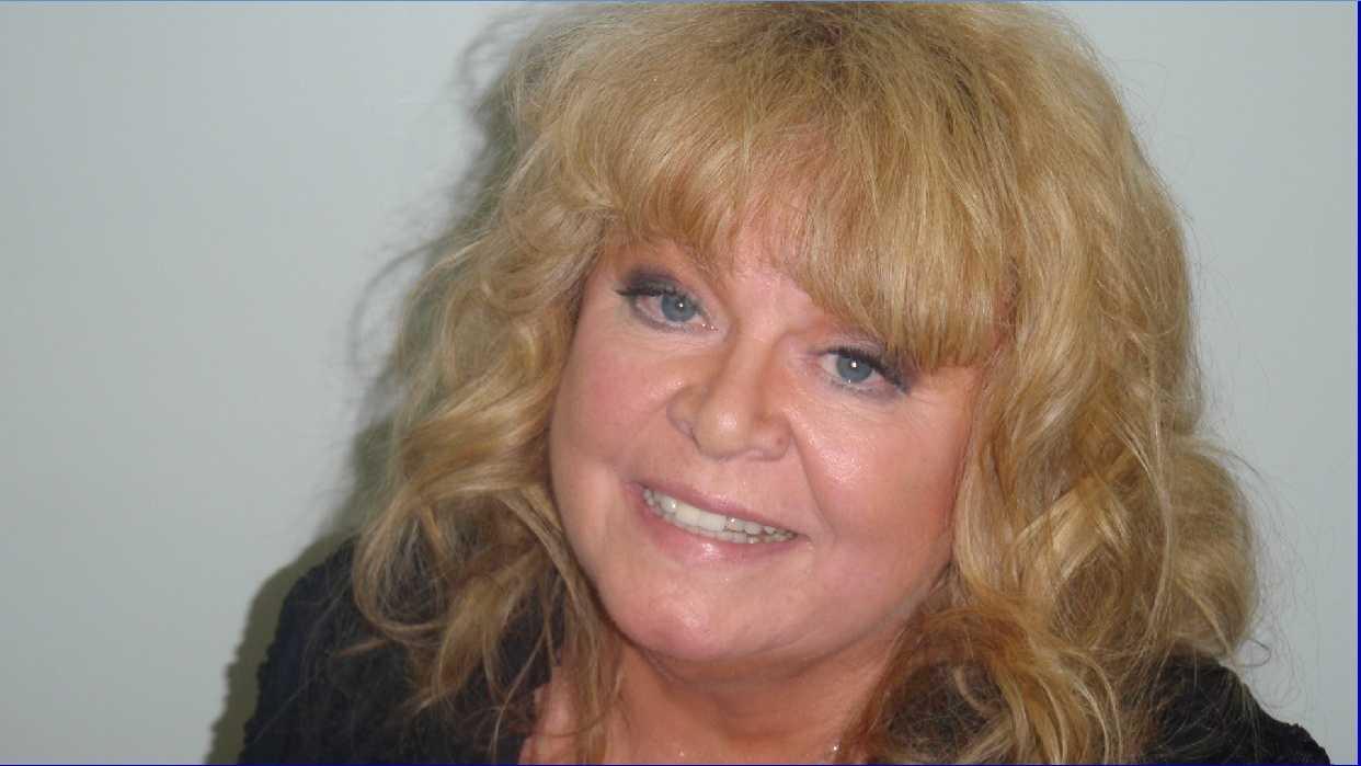 Sally Struthers mugshot