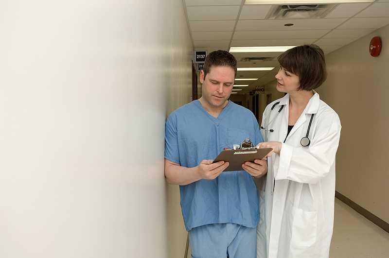 5.Nurses (Nurse, Nurse Practitioner or Physician Assistant)
