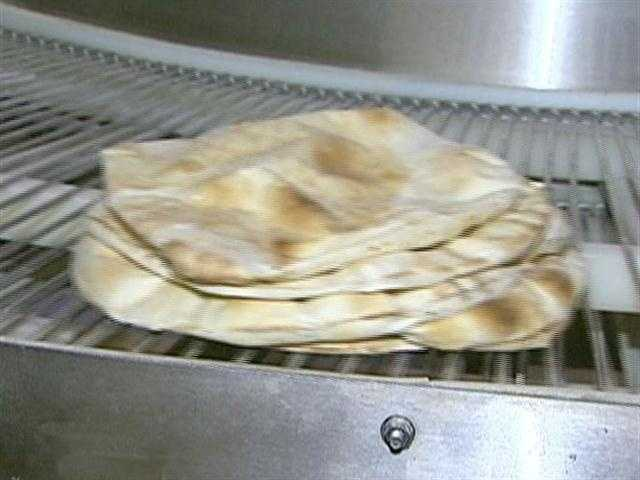 And, of course, pita bread.