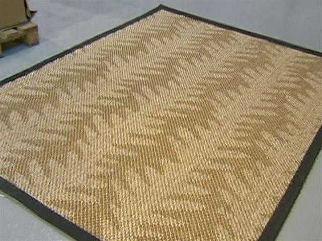 Merida developed a process for sisal, and other natural fibers, to be used as floor coverings.