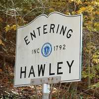 4.) Hawley -- 71.61 percent are unenrolled.